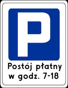 znak-parkowania-krk